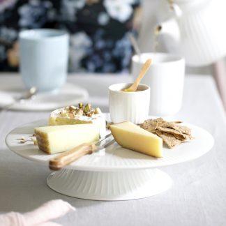 Tortenplatte HAMMERSHOI Kähler weiß ø 30 cm