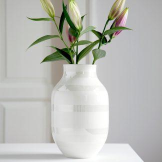 Vase OMAGGIO Kähler pearl H 20 cm