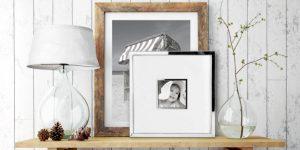 Bilder- & Fotorahmen