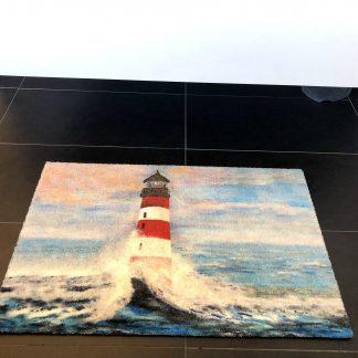 Fußmatte LEUCHTTURM 50 x 72 cm