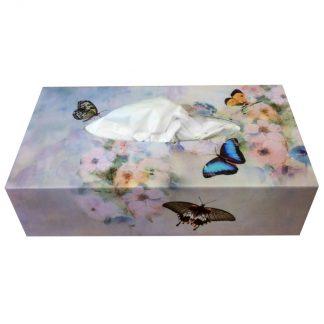 Kosmetikbox SCHMETTERLING 26 x 13 cm
