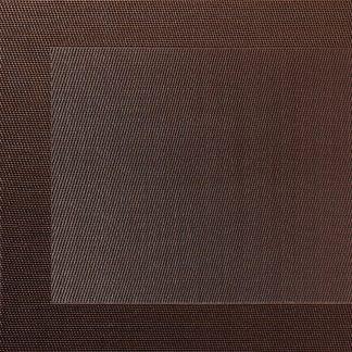 TISCHSET  ASA braun 33 x 46 cm