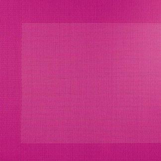 TISCHSET ASA rosé 33 x 46 cm