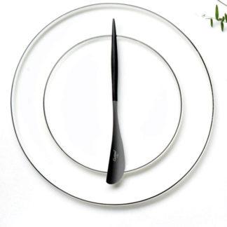 Dessertteller À TABLE LIGNE NOIRE ASA ø 21 cm