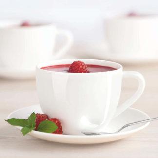 Cappuccino Tasse | Espressotasse mit Unterteller ASA á table