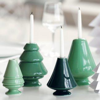 Kerzenleuchter AVVENTO Kähler grün