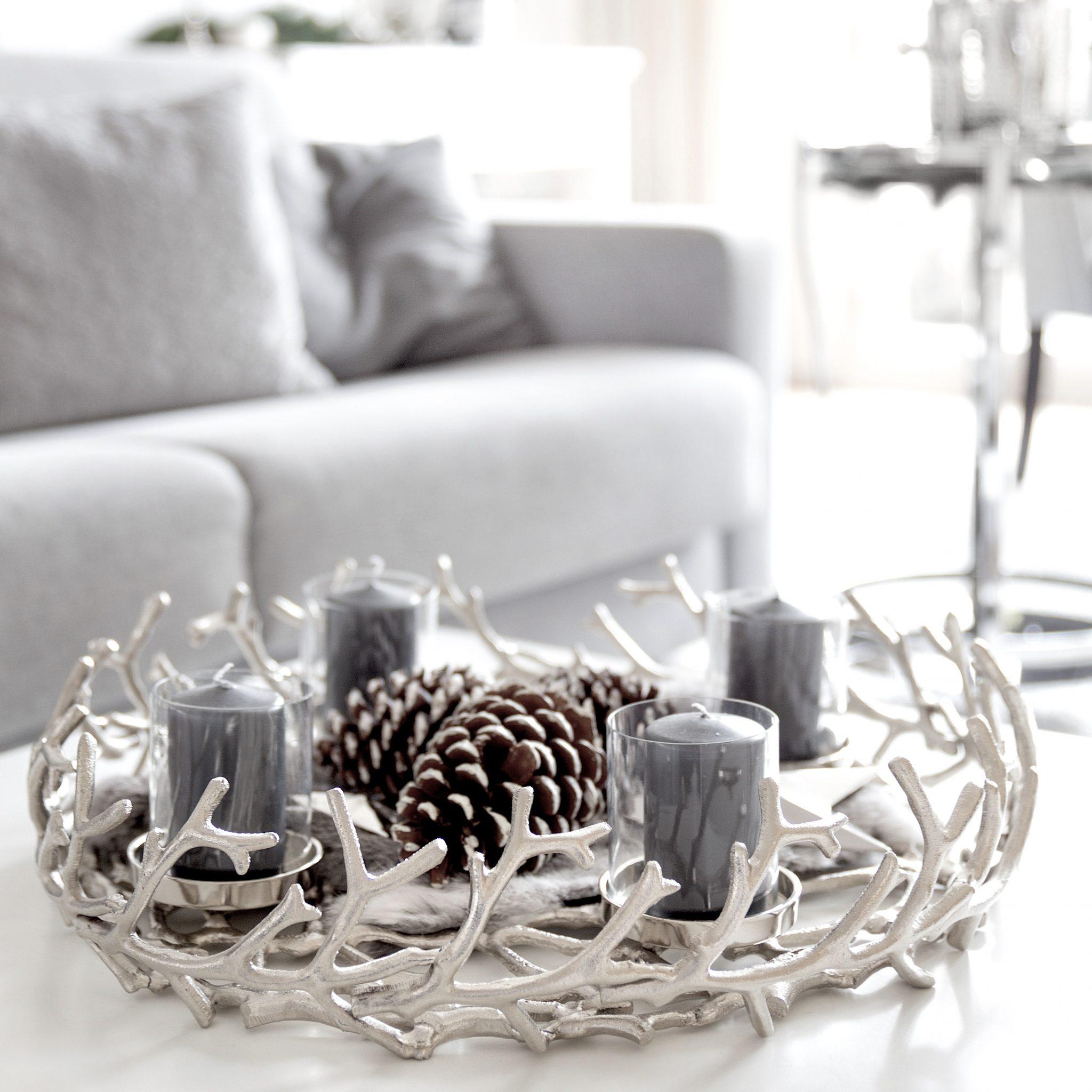 adventskranz kingston edzard 58 cm l ster laster. Black Bedroom Furniture Sets. Home Design Ideas
