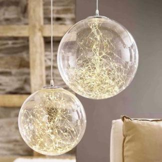 Pendelleuchte Glaskugel | LED Glaskugel