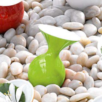 Tischvase LULU ASA kiwi H 10 cm