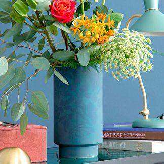 Vase KABELL Kähler Indigo H 26,5 | 19,0 cm