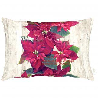 Kissen Apelt 2600 CHRISTMAS ELEGANCE rot 35x45 cm