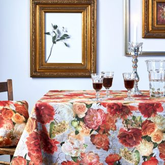 Tischdecke | Tischläufer Apelt HERBSTZEIT 1108 terracotta