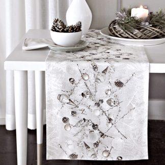 Tischläufer Apelt 2603 WINTERWELT 40x140 cm