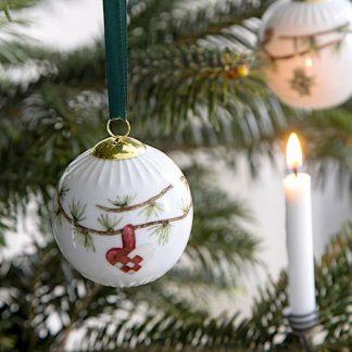 Weihnachtskugel HAMMERSHOI Kähler Edition 2018 | 2019 ø 6,0 cm