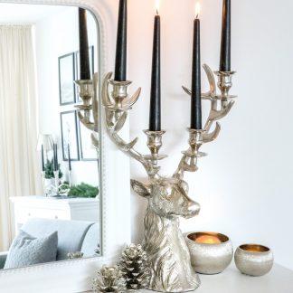 Kerzenleuchter Rentier RICHARD Edzard H 43 cm