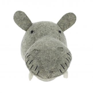 Tierkopf HIPPO Fiona Walker England