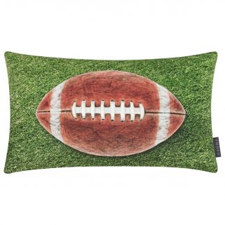 Dekokissen AM BALL AMERICAN FOOTBALL 30x50 cm