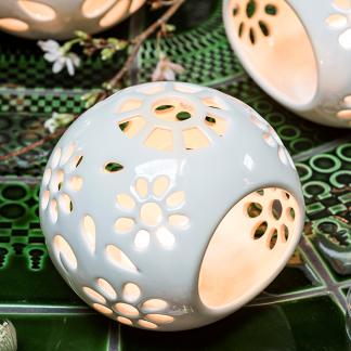 Teelichthalter FLOWERHEAD Björn Wiinblad H 10,7 cm