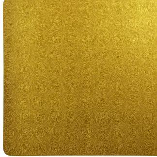 TISCHSET Lederoptik gold ASA 33x46 cmTISCHSET Lederoptik gold ASA 33x46 cm