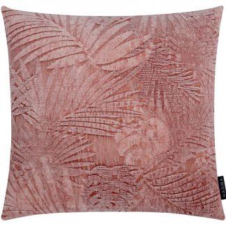 Dekokissen PALMERA Magma 50x50 cm terracotta