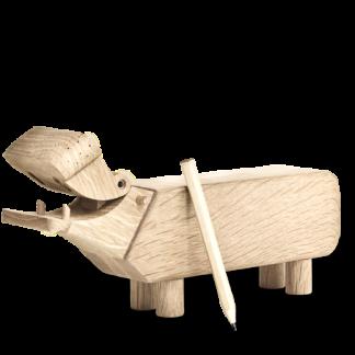 Flusspferd Kay Bojesen H 8,4 cm