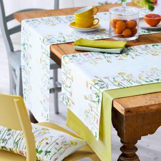 Tischläufer Apelt 1618 SPRINGTIME 45x135 cm