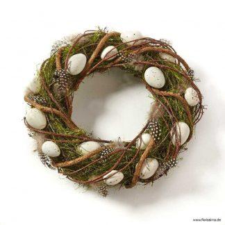 Graskranz Diora mit Eiern ø 35 cm