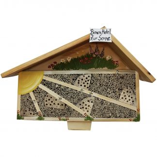 Bienenhotel ZUR SONNE Vogelvilla H 64 cm