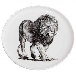 Teller AFRICAN LION Marini Ferlazzo Maxwell & Williams ø 20 cm
