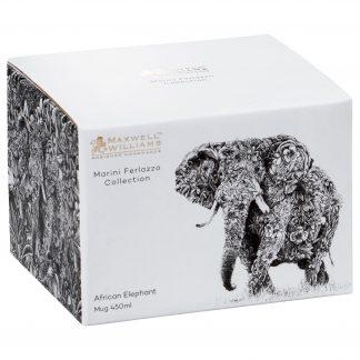 Becher African Lion Maxwell Marini Ferlazzo 046 L 12 324x324