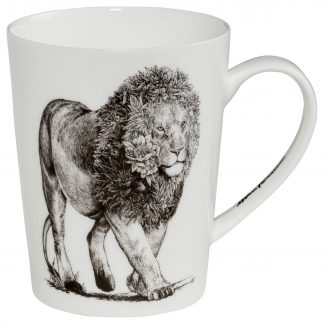 Becher AFRICAN LION Marini Ferlazzo Maxwell & Williams 0,46 l
