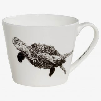Becher GREEN SEA TURTLE Marini Ferlazzo Maxwell & Williams 0,45 l