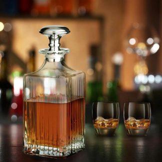 Karaffe BARRY Edzard Kristallglas H 24 cm