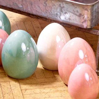 Keramik Ei 8x10 Cm Pearl Blau Pearl Pink Pearl Wei 1 324x324