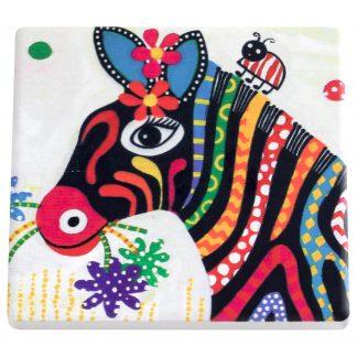 Keramikuntersetzer STRIPE SMILE STYLE Maxwell & Williams