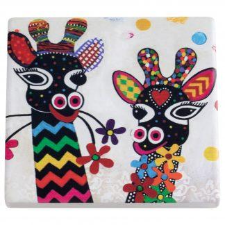 Keramikuntersetzer ZARAFA SMILE STYLE Maxwell & Williams