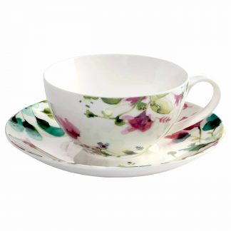 Tasse mit Untertasse PRIMAVERA Maxwell & William 0,25 l
