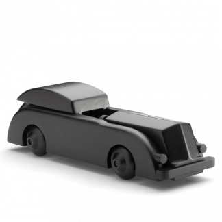 Limousine small black Kay Bojesen L 16,5 cm