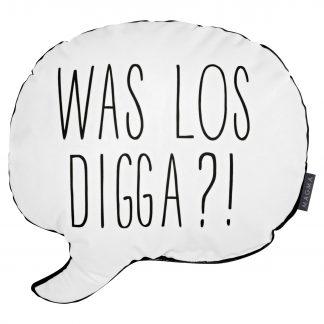 Dekokissen Magma BUBBLE WAS LOS DIGGA?! 40x40