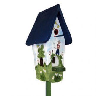 Minivilla Spezial PAPAGENO Vogelvilla H 50 cm