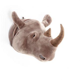 Tierkopf Nashorn MICHAEL Wild & Soft