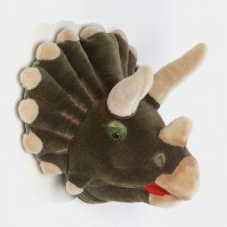 Tierkopf Triceratops ADAM Wild & Soft