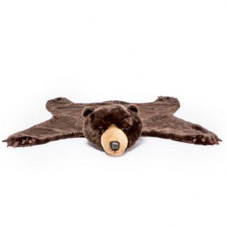 Tierteppich Braunbär HENRY Wild & Soft