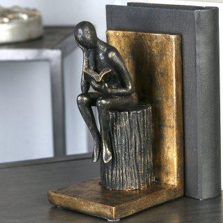 Buchstütze HUMAN Casablanca H 20 cm