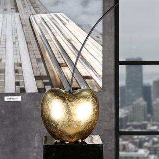 Deko Kirsche Nora Casablanca H 90 60 42 Cm Gold 3 324x324