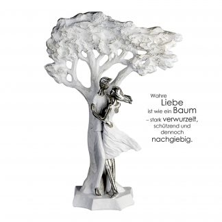 Design Skulptur LOVE TREE Casablanca H 47 cm