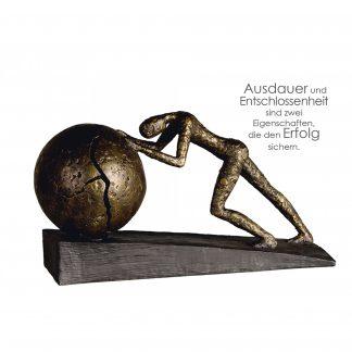 Design Skulptur Lifting Casablanca Bronzefarben H 350 Cm Kopie 2 324x324