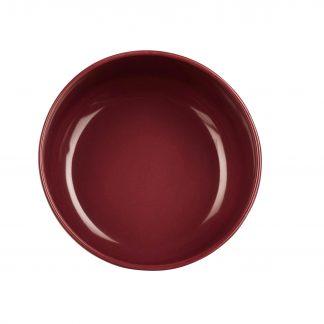 SCHALE Nova ASA burgundy ø 13,5 cm