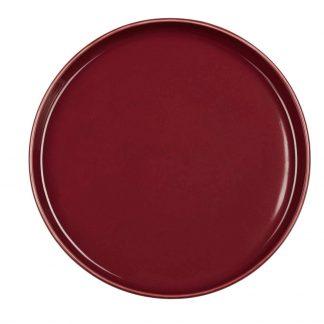 GOURMETTELLER Nova ASA burgundy ø 25,0 | ø 20,5 cm