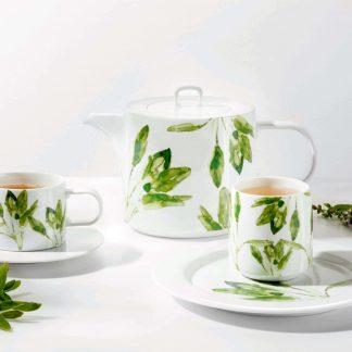 Kaffee & Teeservice SALBEI 13-teilig
